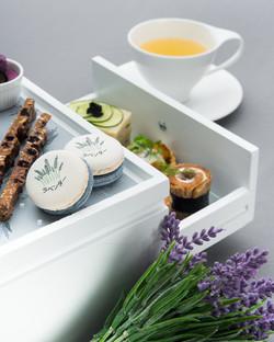 Lavender Afternoon tea 2016
