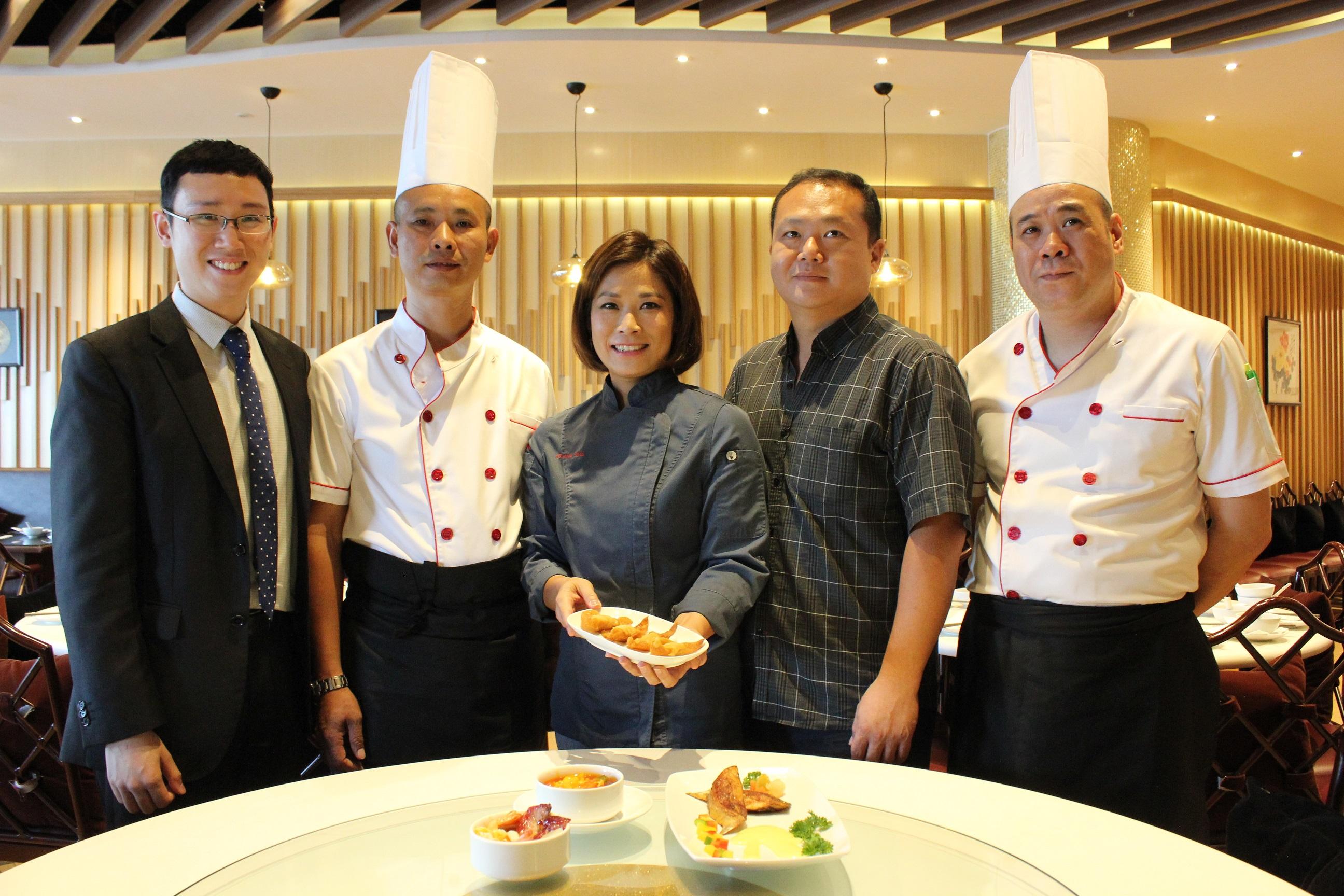 Chef Denice Wai x Four Seasons x HKTDC