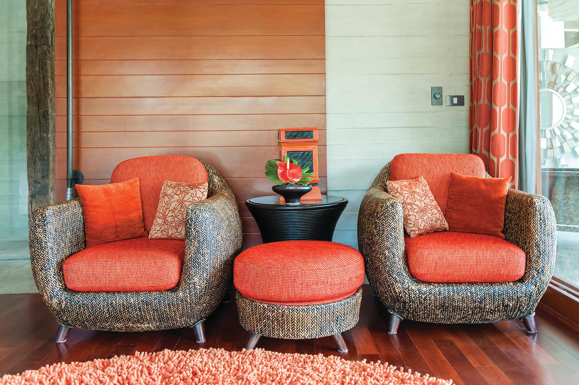 Bensley Bedroom Chairs