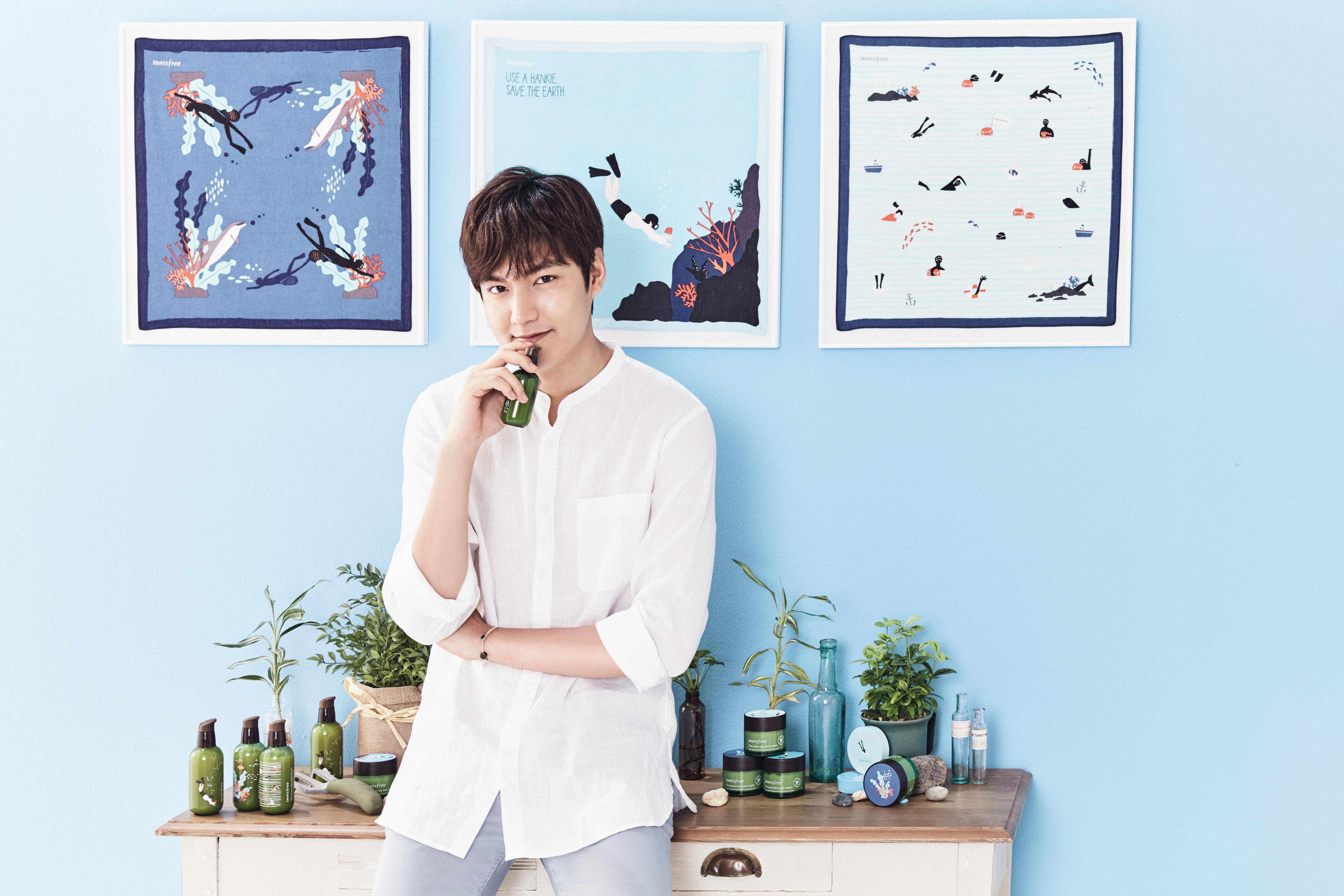Eco-Hankie (Lee Min Ho)