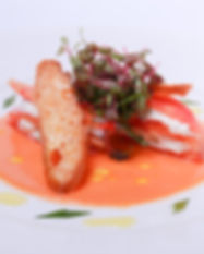 Tomato and Goat Cheese Mille-Feuille.JPG