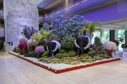 Flower Show Decoration 5