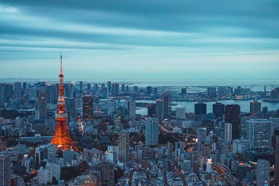 1. Bridgestone Tokyo 2020