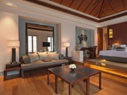 Amatara Resort & Wellness Sea View Pool Villa Interior