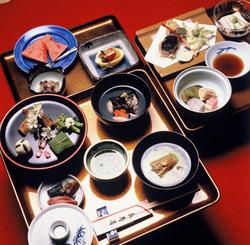 Shojin-ryori (Vegetarian cuisine)
