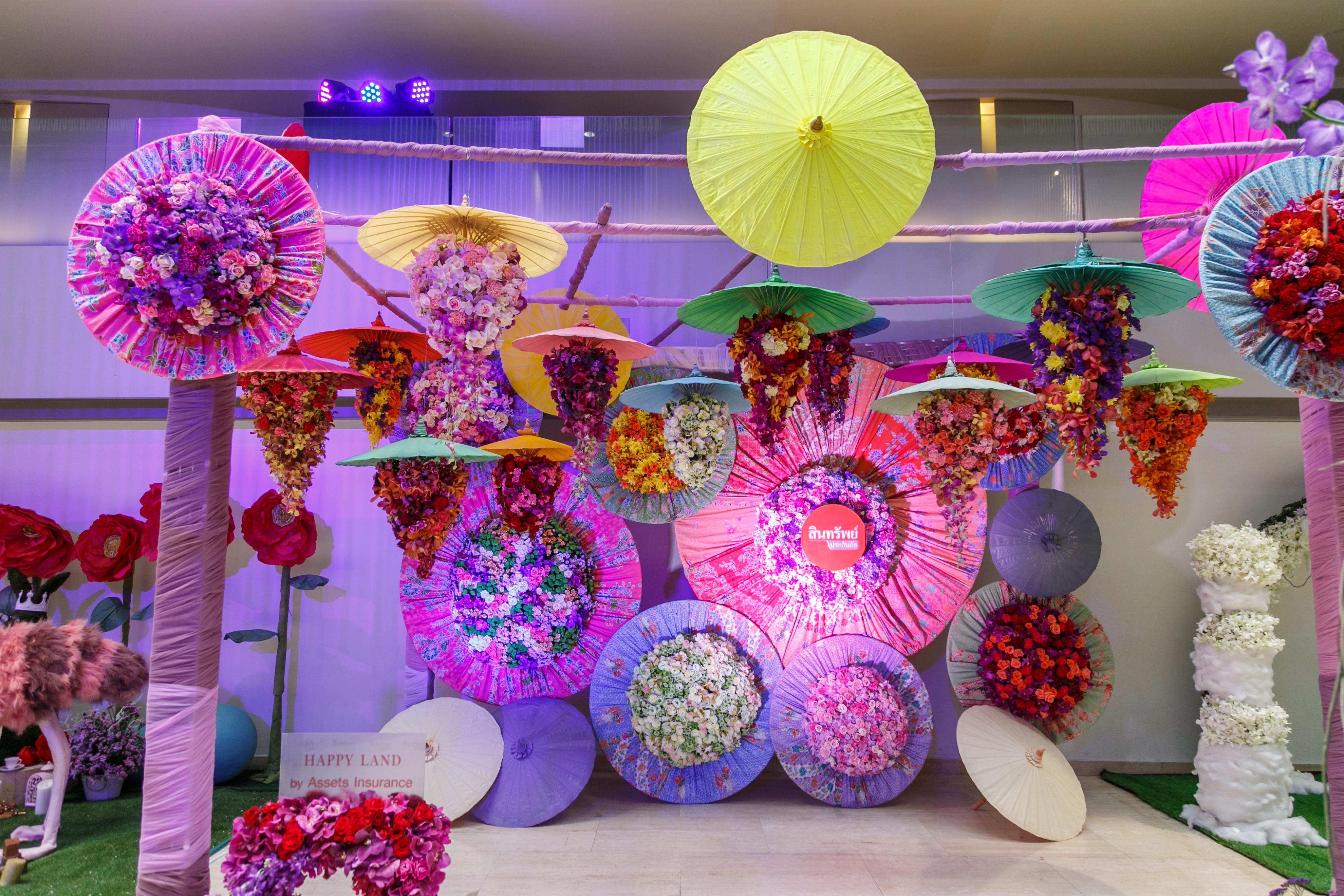 Flower Show Decoration 9