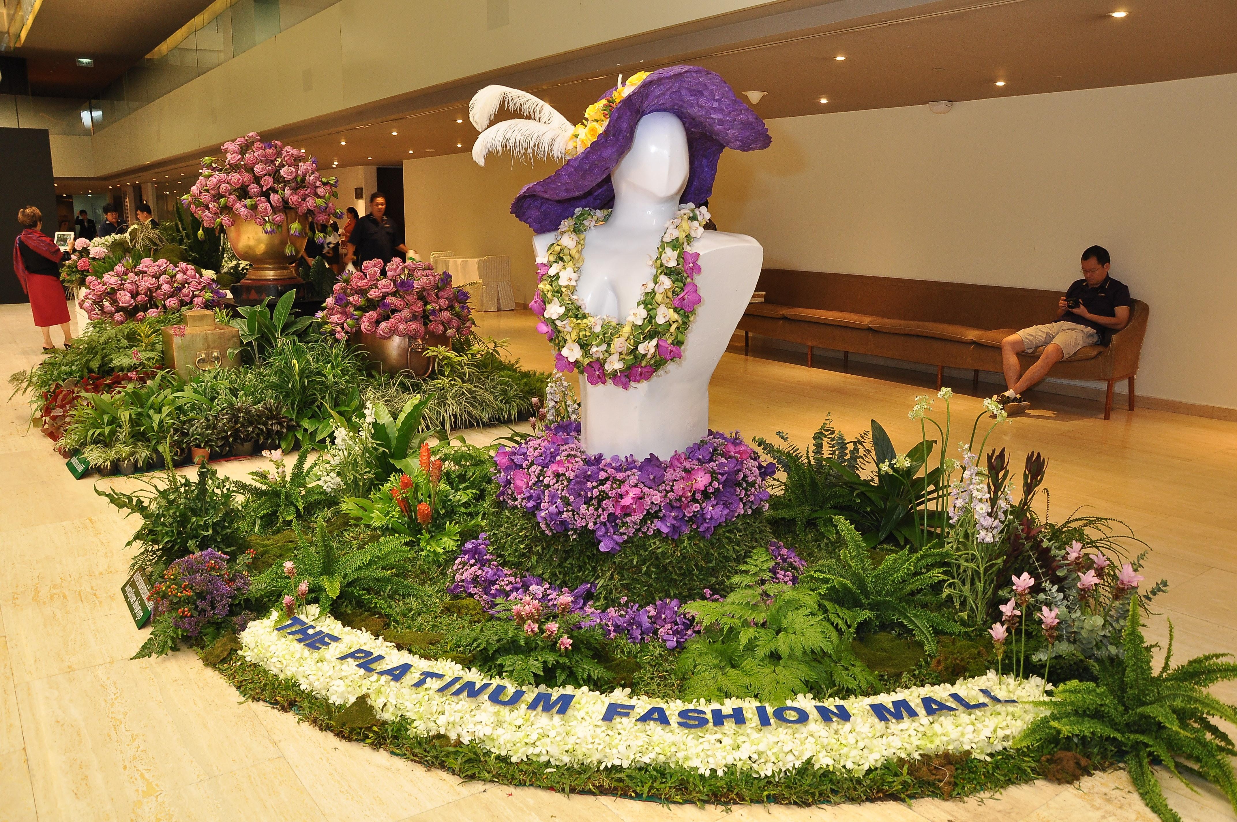 Flower Show Decoration 6