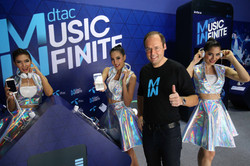 World Music Streaming day by dtac_1