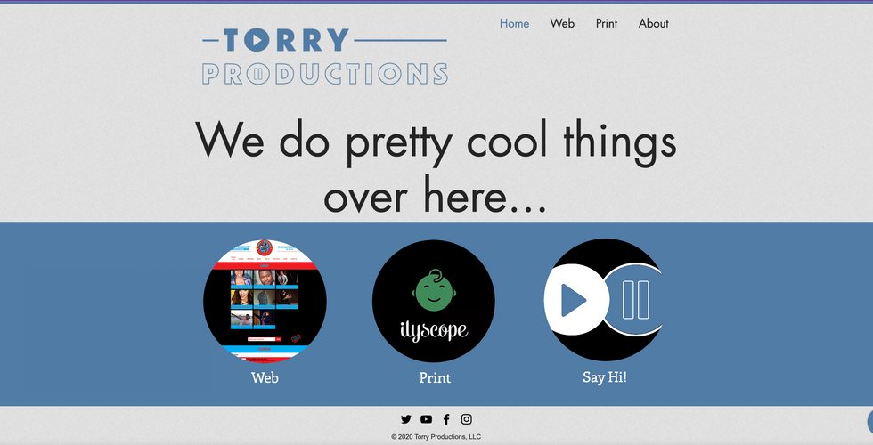 Torry Productions, LLC