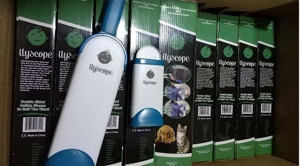 IlyScope Fur Magnet