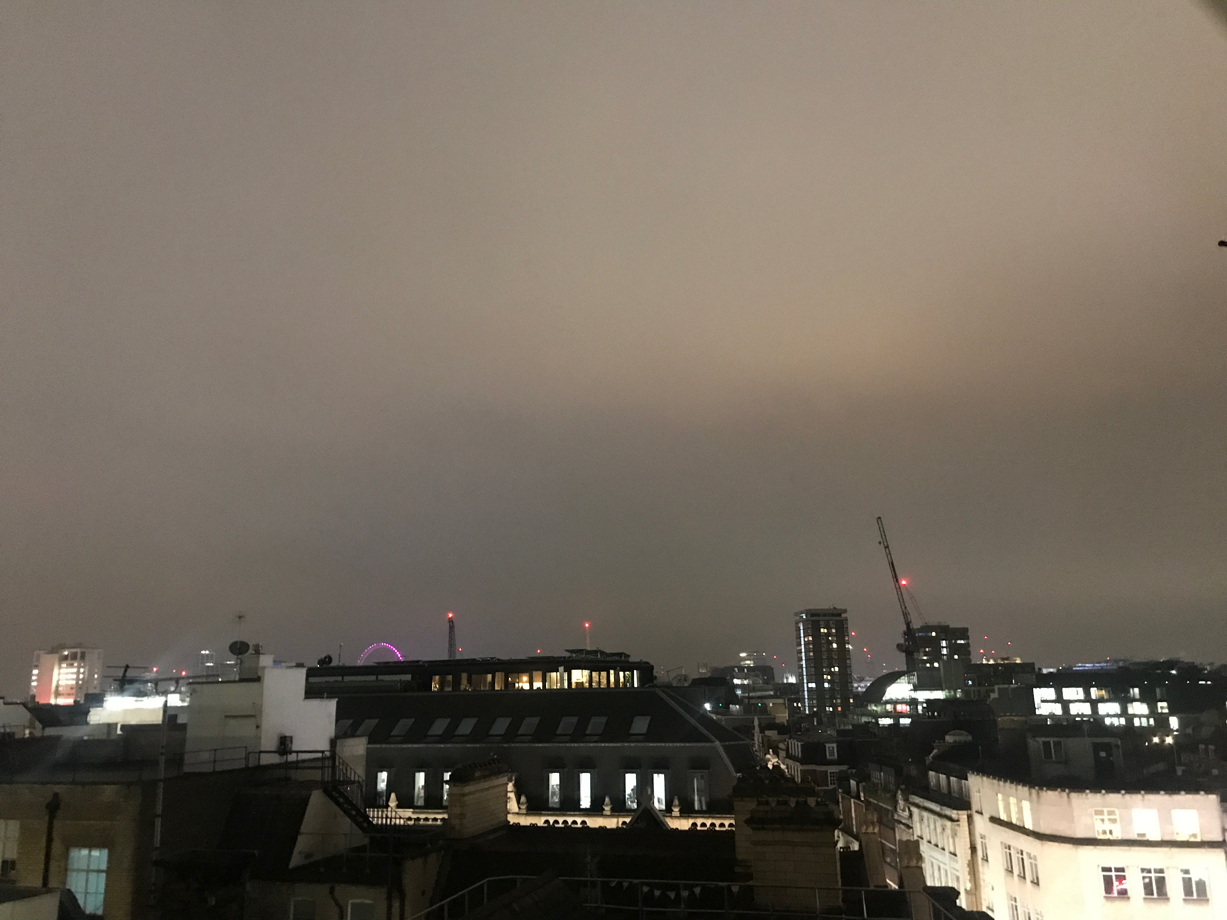 London (Day 1)