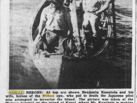 Hawaiian Island Donnybrook, December 1941.