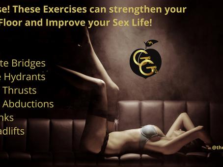 Improve Your Pelvic Floor & Sex Life