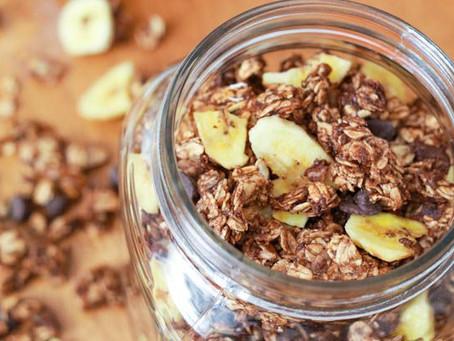 Você sabia que, granola industrializada não é saudável?