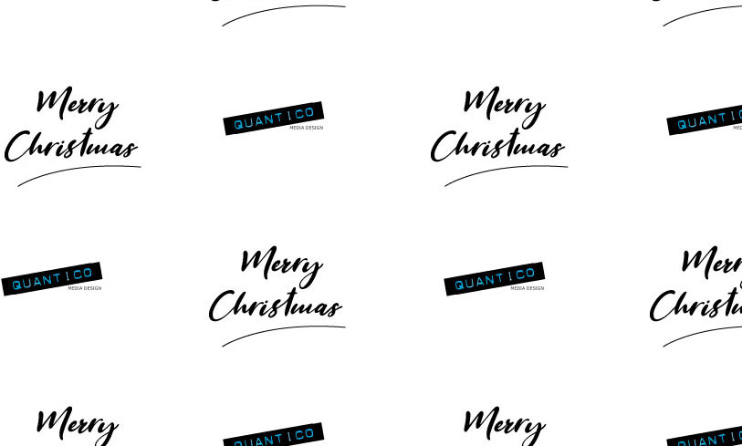 Logo Wrapping Paper - Merry Christmas