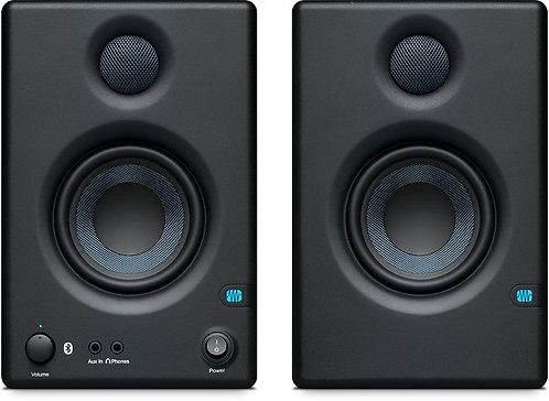 PRESONUS ERIS E3.5BT STUDIO MONITORS W/ BLUETOOTH (PAIR)