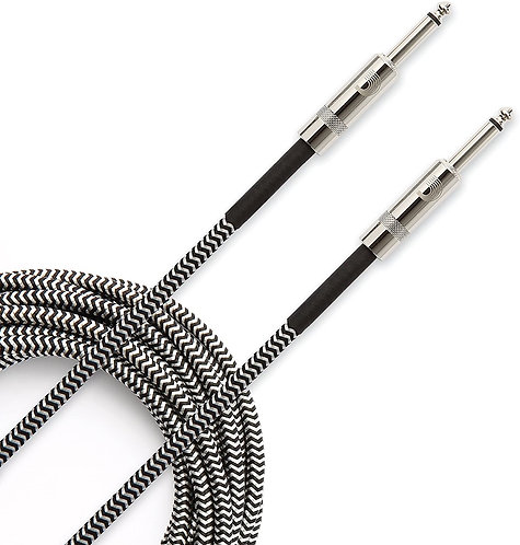 Planet Waves - 10' Custom Braided Instrument Cable