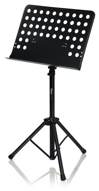 GATOR GFW-MUS-0500 LIGHTWEIGHT MUSIC STAND