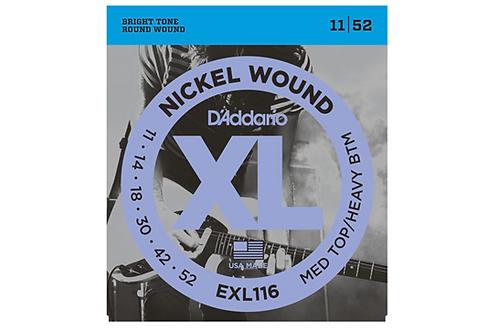 D'Addario EXL116 XL
