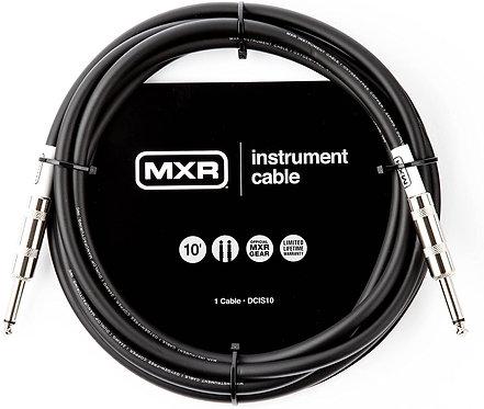 MXR 10' Instrument Cable