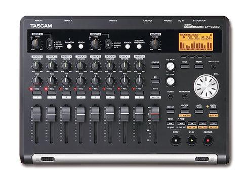 TASCAM DP-03SD DIGITAL PORTASTUDIO WITH SD