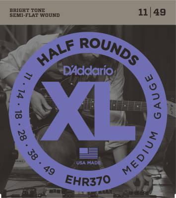 D'Addario EHR370 XL