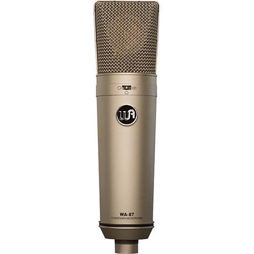 Warm Audio - WA-87 Condenser Microphone