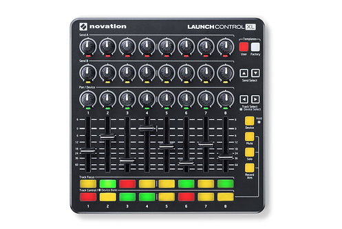 Novation Launch Control XLMK2 For Ableton Live