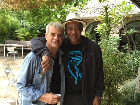 Percussion Extraordinaire, Armando Marçal with Ricardo Silveira