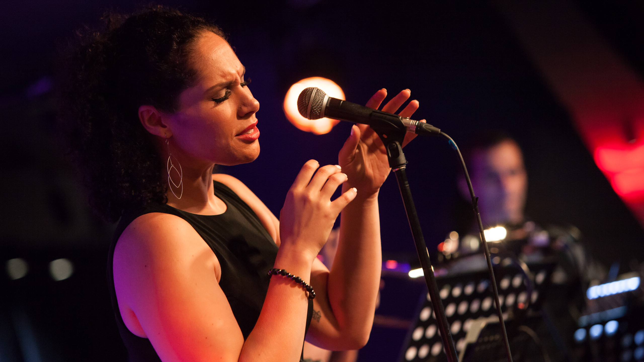 Alexandra Jackson at Blue Note Rio