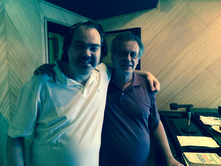 Antonio Carlos Jobim's legacy lives on through Daniel Jobim and Paulo Jobim