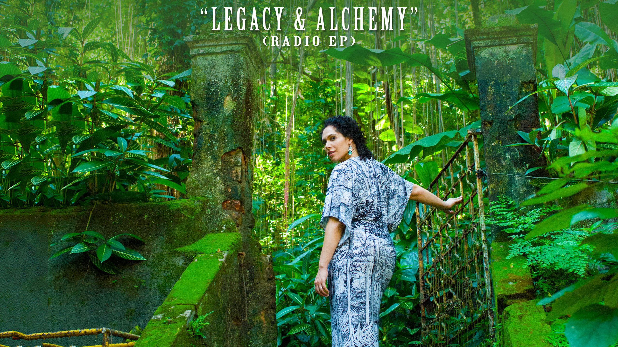 Legacy Alchemy Radio EP cover