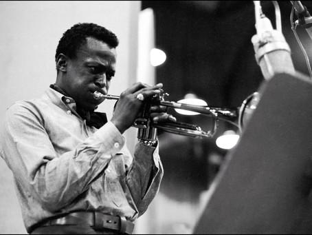 Miles Davis is featured on Quiet Nights, Quiet Stars!