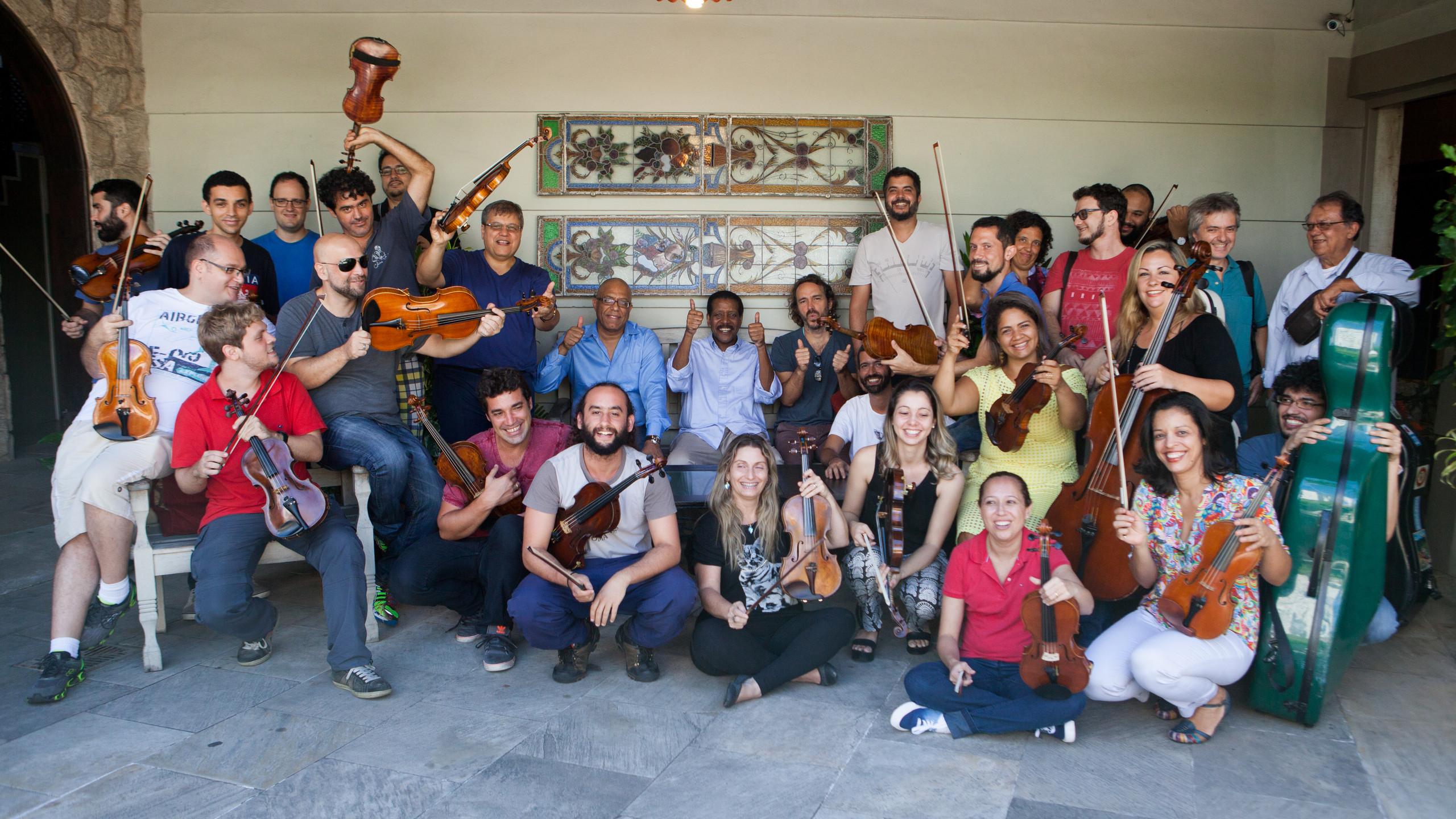 Bossa Nova Orchestra