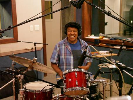 Amazing jazz drummer, Robertinho Silva joins us on this incredible journey