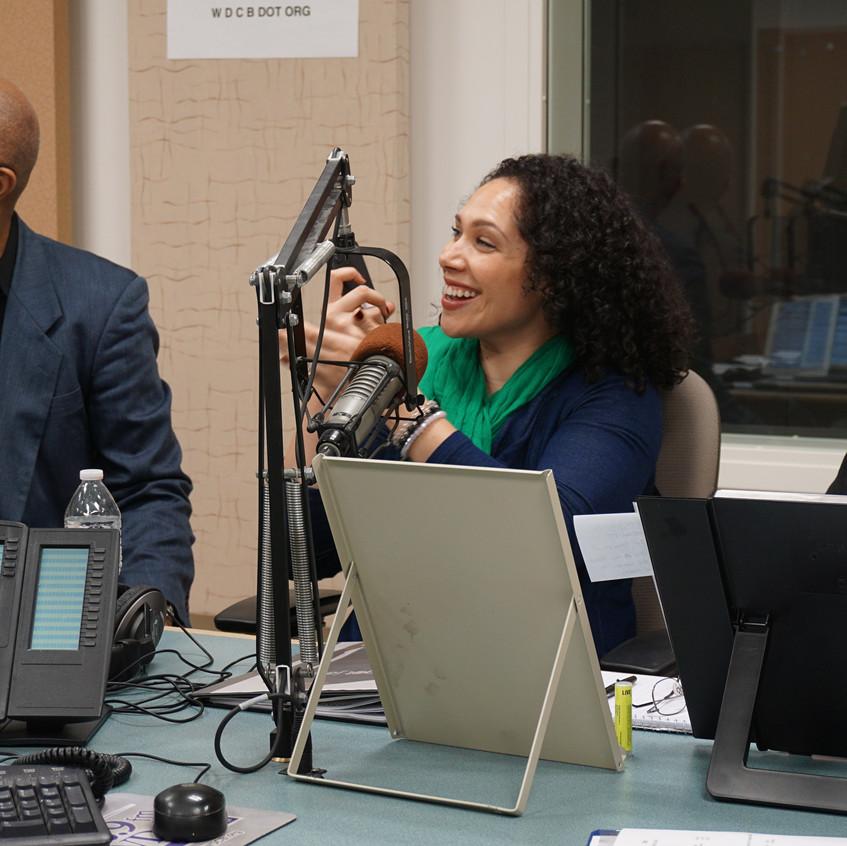 WDCB Radio Interview