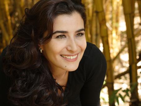 The graceful and phenomenal vocalist, Paula Santoro!