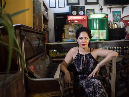 RADIO UPDATE: Smooth Jazz Airplay on Alexandra Jackson (Week of March 27)