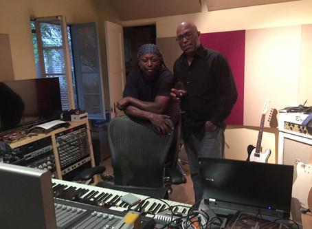 Bass Player, Darryl Jones and Producer, Robert Hebert