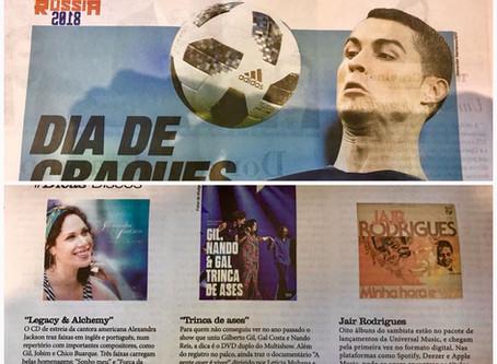 We are in the Jornal Do Brasil