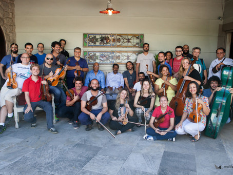 """Meet the Orchestra Behind """"CORCOVADO"""""""
