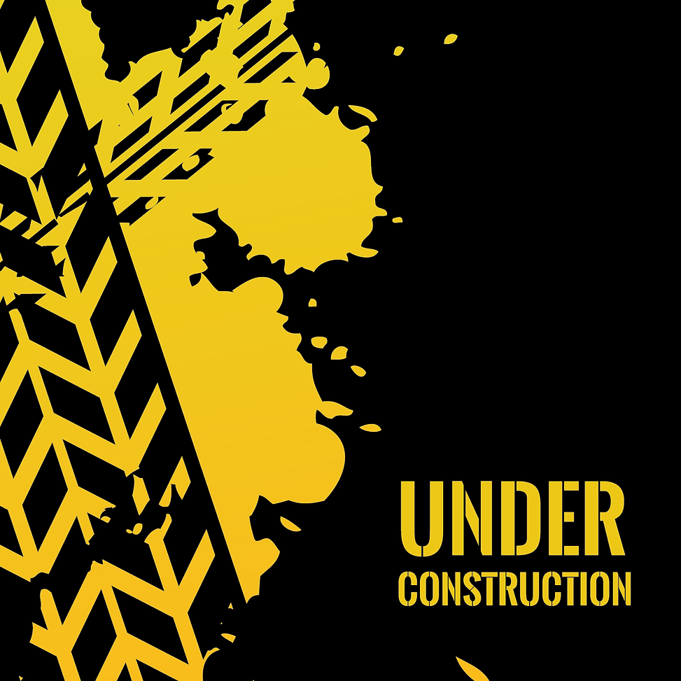 —Pngtree—under construction with tire tr
