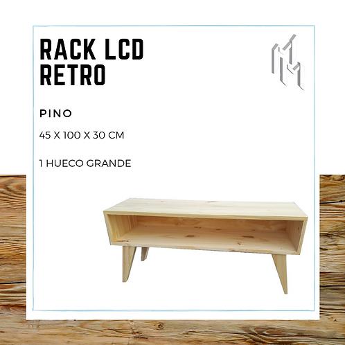 Rack LCD Cubo
