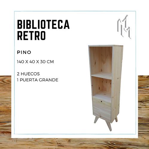 Biblioteca Alta c/Puerta y 2 Huecos