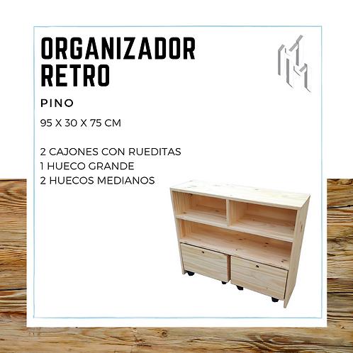 Organizador Juvenil Retro 95x75