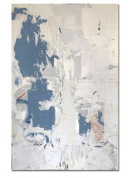 Erik Sommer- UNTITLED 92 x 62 (on canvas