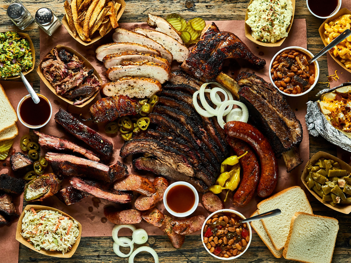 Hutchins BBQ Rebrand & Ecommerce Launch
