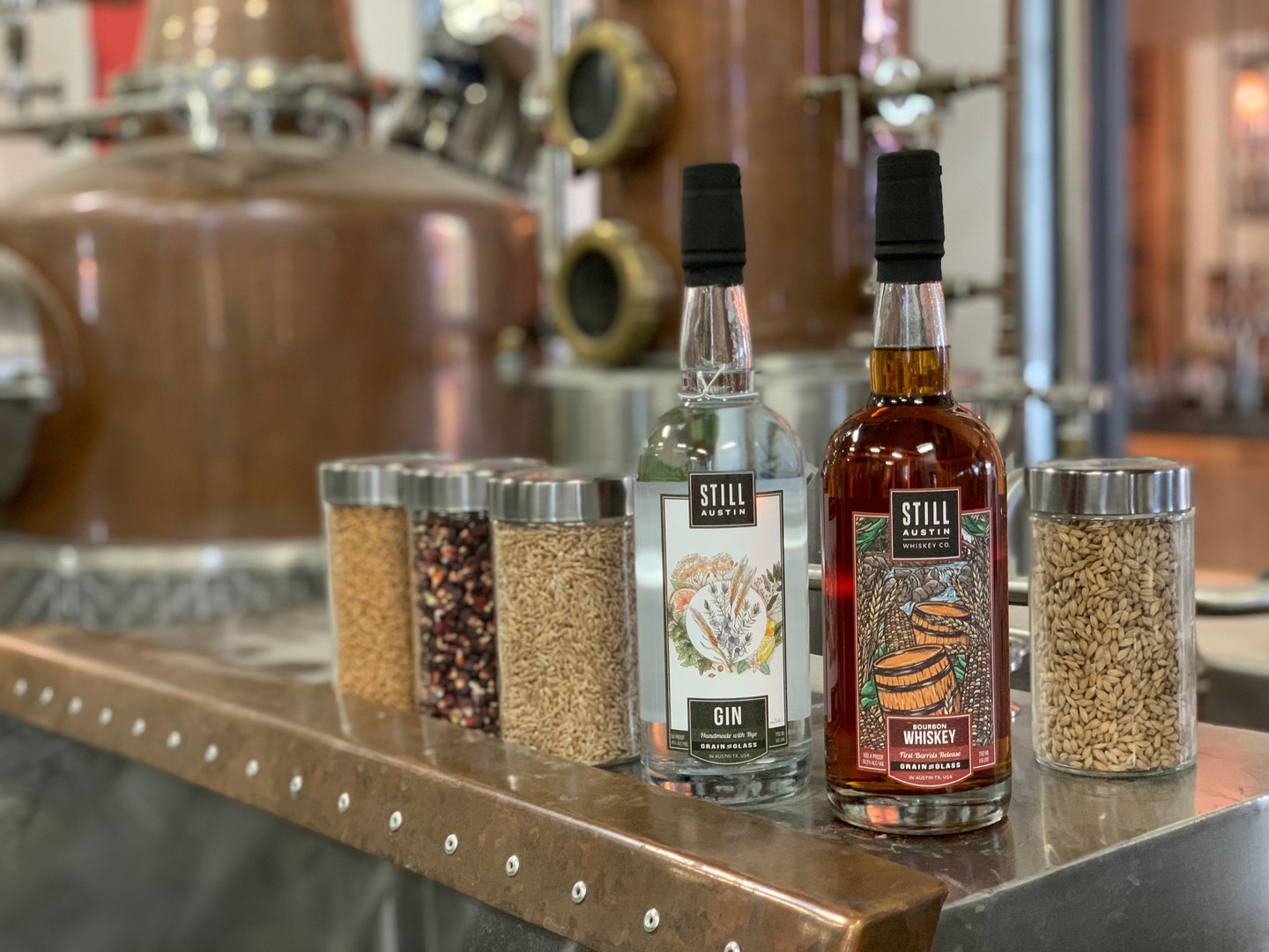 Still Austin Whiskey Co. Launches Texas High-Rye Bourbon Whiskey