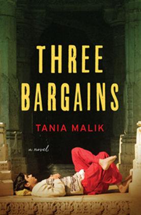 tania malik, three bargains, tania malik three bargains, tania malik author, tania malik writer, three bargains novel, three bargains book