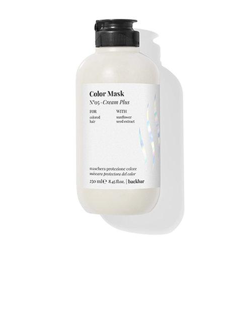 Color Mask N°05 - Cream Plus